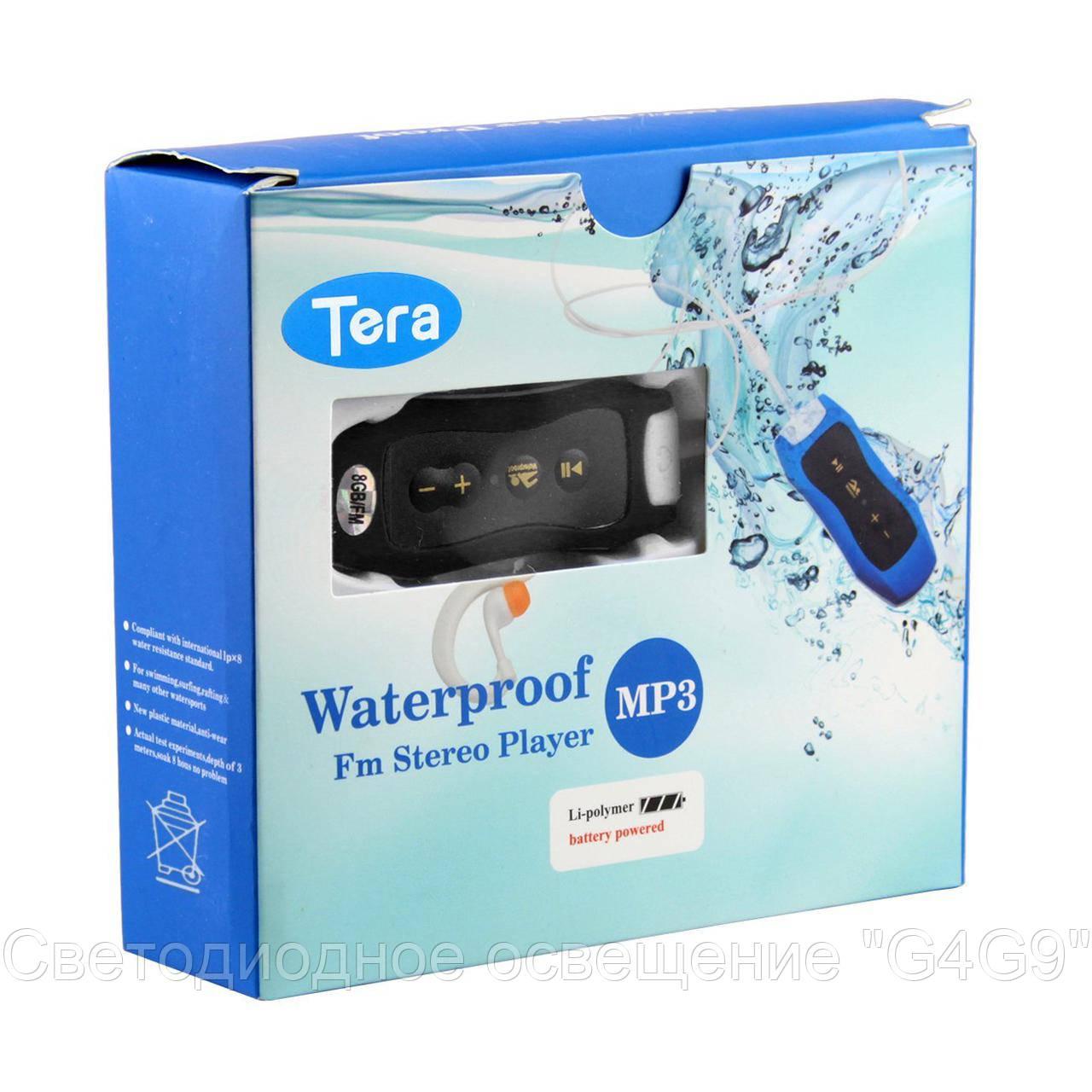 MP3-плеер водозащита память 4ГБ
