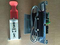 Электрозамок с разблокиратором для дверей