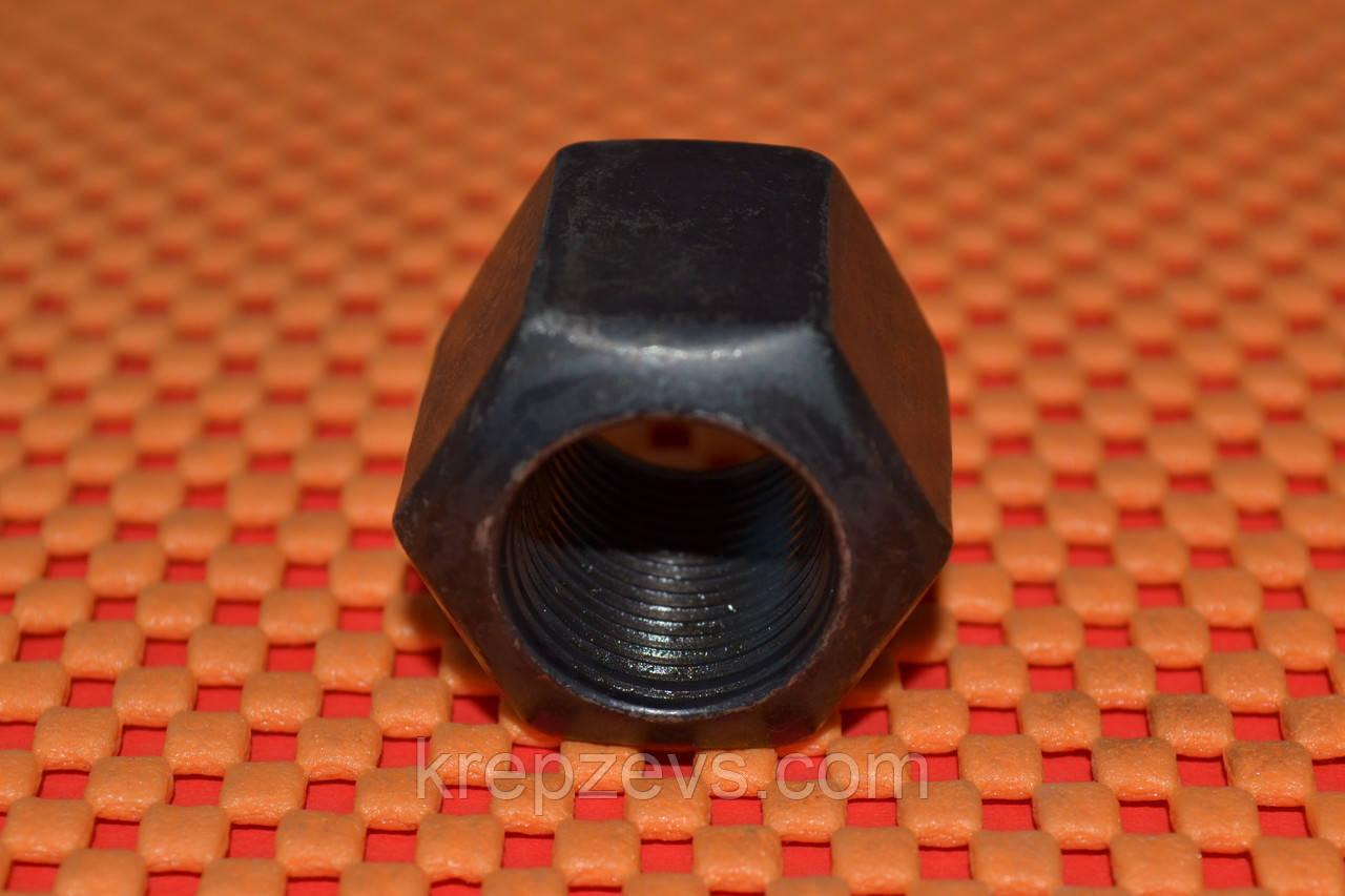 Гайка высокая М36 шестигранная ГОСТ 15523, DIN 6330