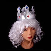 Детская корона Короля, серебро