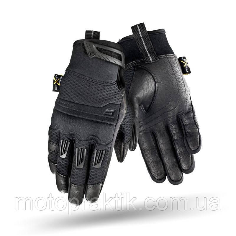 SHIMA AIR Lady Gloves Black, Мотоперчатки женские летние