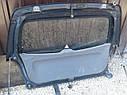 Крышка багажника со стеклом Mazda 323 BJ 1997-2002г.в. синяя, фото 5