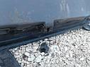 Крышка багажника со стеклом Mazda 323 BJ 1997-2002г.в. синяя, фото 7