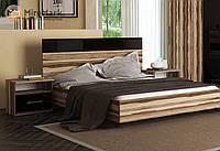 Кровать двуспальная 160 Соната (Миро Марк/MiroMark)