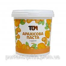 ТОМУ Peanut butter Арахісова паста з курагою 500 г