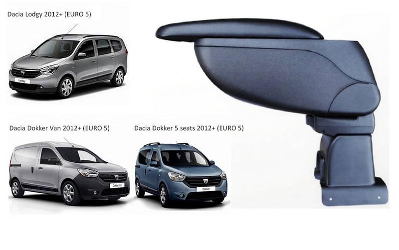 ARS3DACIK00203 Armcik S2 Renault Dacia Dokker 5 seats / Dokker Van 2012>