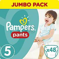 Трусики Pampers Pants Junior 12-18 кг Джамбо 48 шт.