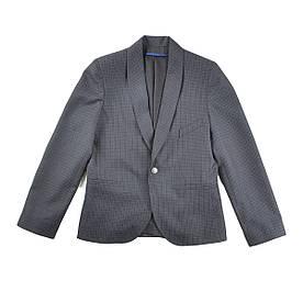 Пиджак для мальчика Endy (серый) Разпродажа модели