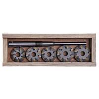 ✅ Набор зенкеров для сёдел клапанов ВАЗ 2108 (1100,1300) (Днепропетровск)
