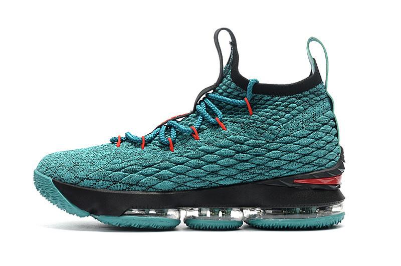 c2bcb1af Кроссовки мужские Nike Lebron 15 / NR-LBM-209 (Реплика): продажа ...