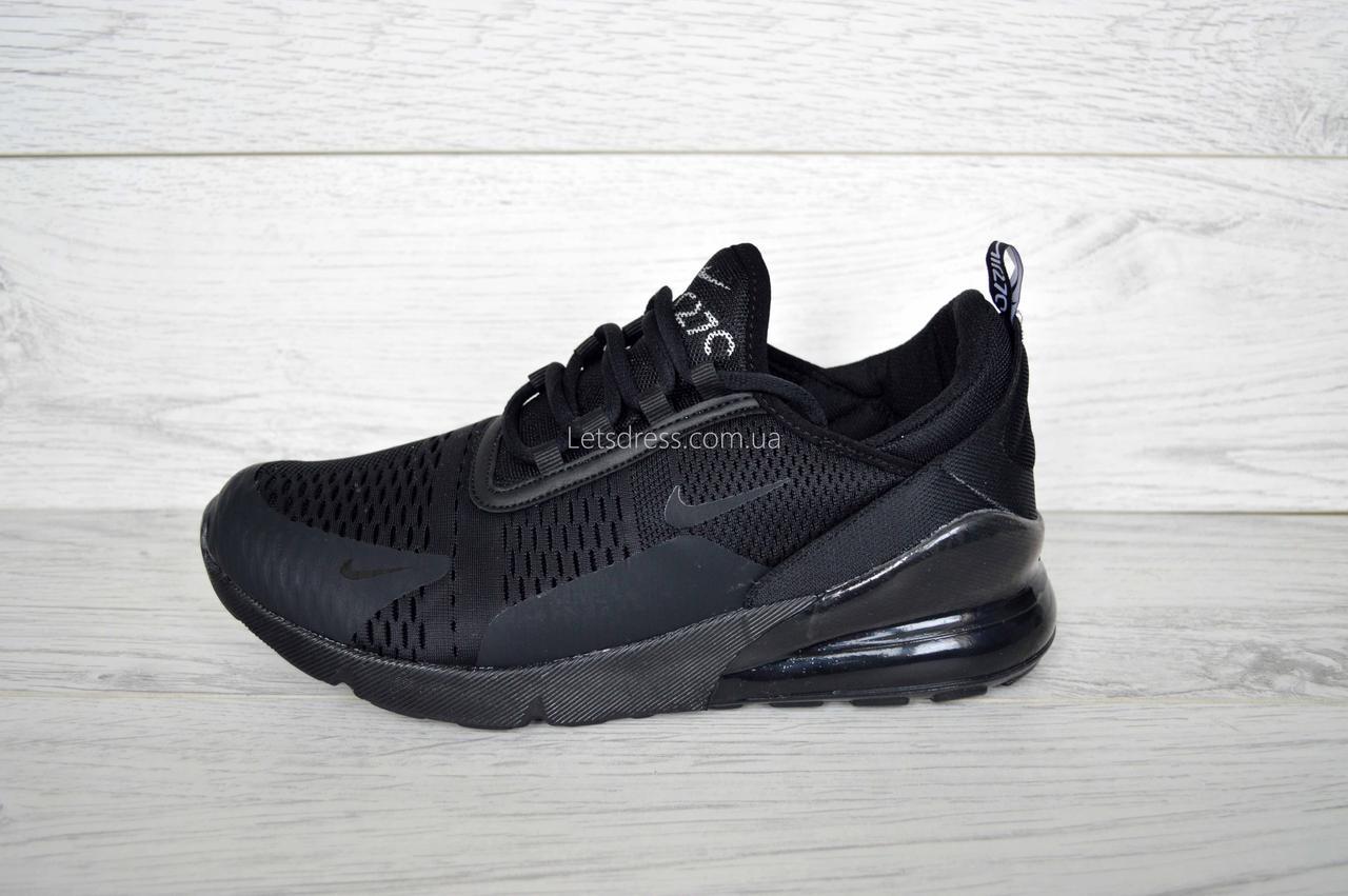 Кросівки чоловічі Nike Air Max 270   Найк Аір Макс 270 репліка