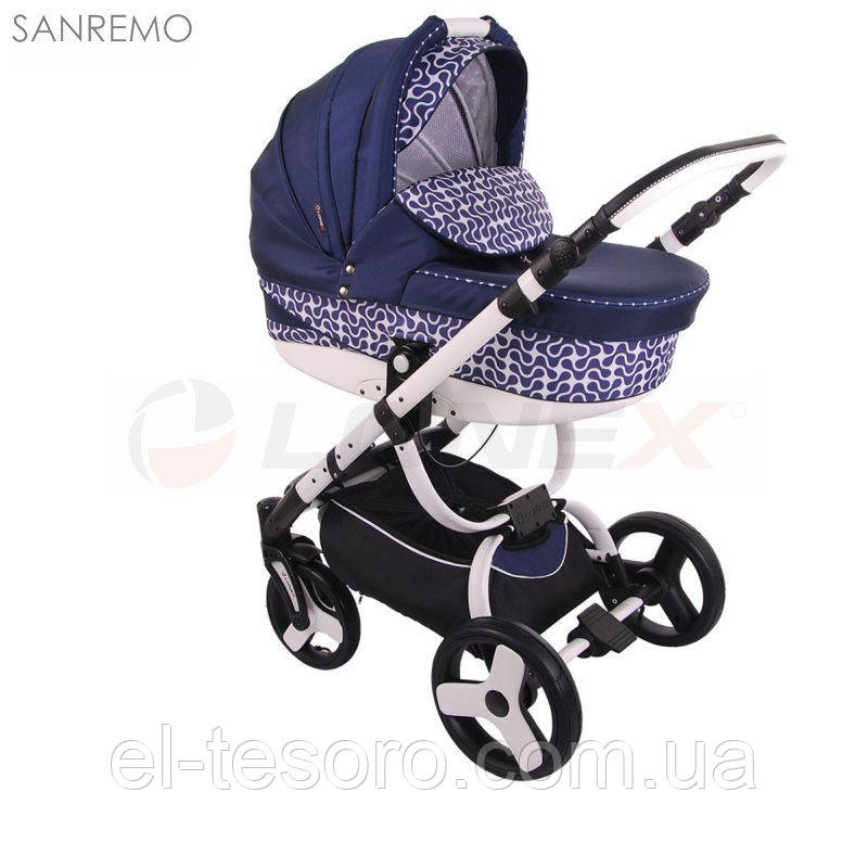 Детская универсальная коляска  Sanremo  Lonex
