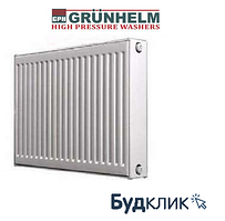 Радиатор Стальной Grunhelm Бок.Подкл. 22Тип 500*1400Мм