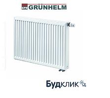 Радиатор Стальной Grunhelm Ниж.Подкл. 22Тип 500*600Мм