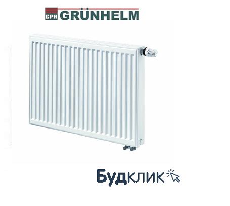 Радиатор Стальной Grunhelm Ниж.Подкл. 22Тип 500*1100Мм