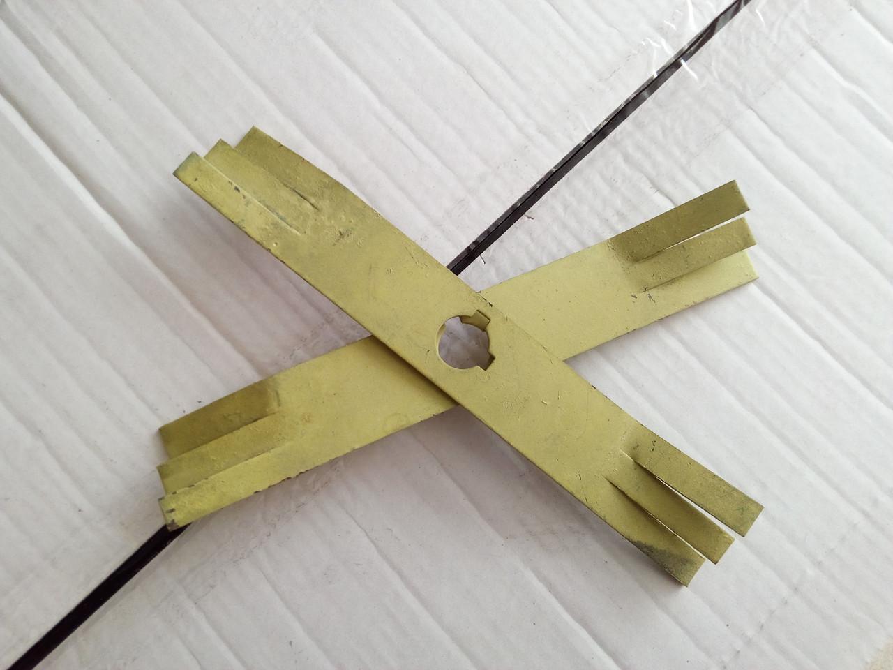 Нож для сена ( веяльный, пластины)