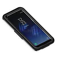Подводный чехол аквабокс PRIMO для Samsung Galaxy S8 Plus - Black
