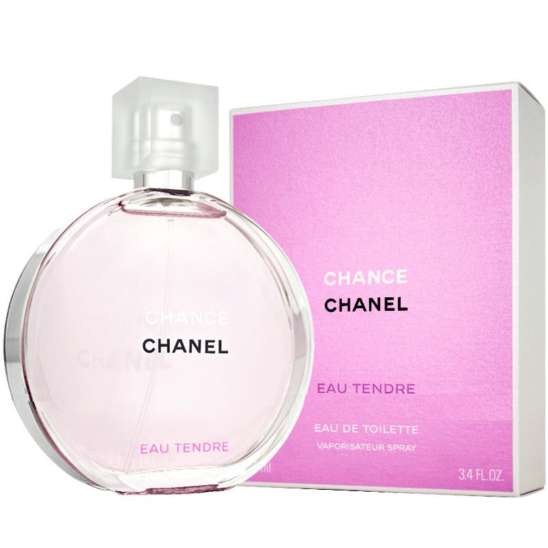 Женская туалетная вода Chanel Chance Eau Tendre Women 100 ml, Шанель Шанс  Эу Тендр Вумен 3b51706164a