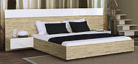 Кровать двуспальная 180 Соната (Миро Марк/MiroMark)
