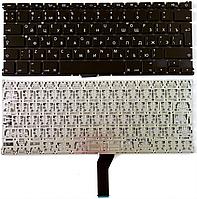 """Клавиатура для Apple Macbook Air 13.3"""" MC965 MC966 MC503 MC504 A1369 A1466 (раскладка RU, вертикальный Enter)"""