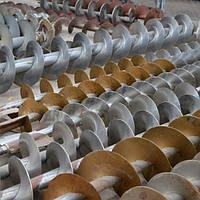 Восстановление и ремонт шнеков и винтовых конвейеров