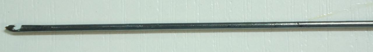 Крючок прошивной (для прошивки подошвы обуви) ВН 0,9 мм