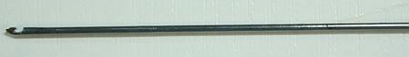 Крючок прошивной (для прошивки подошвы обуви) ВН 0,9 мм, фото 2