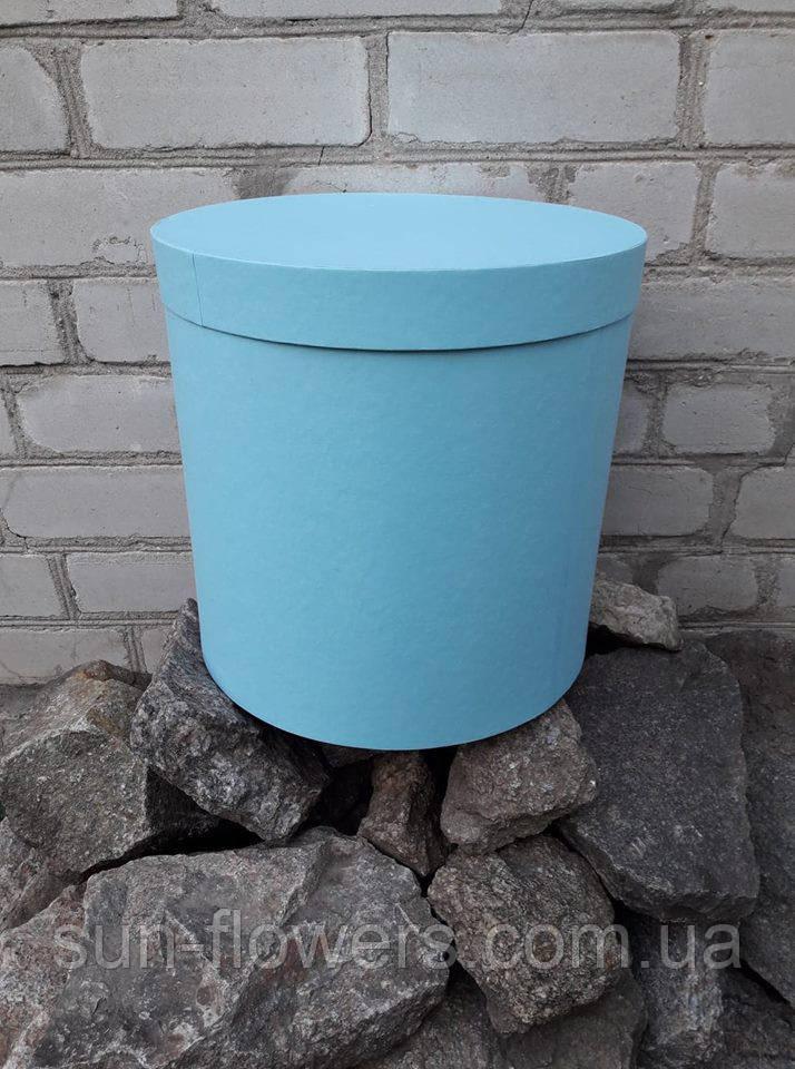 Коробка шляпная (35см диаметр)