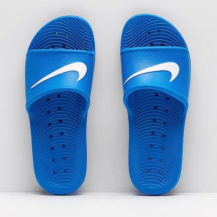 Тапочки Nike Kawa Shower 832528-410 (Оригинал), фото 2