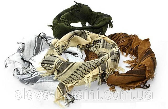 Арафатка Куфия тактическая военная шемаг
