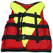 Страховочный жилет для плавания SZ-3050 (удерживаемый вес 30-50 кг)