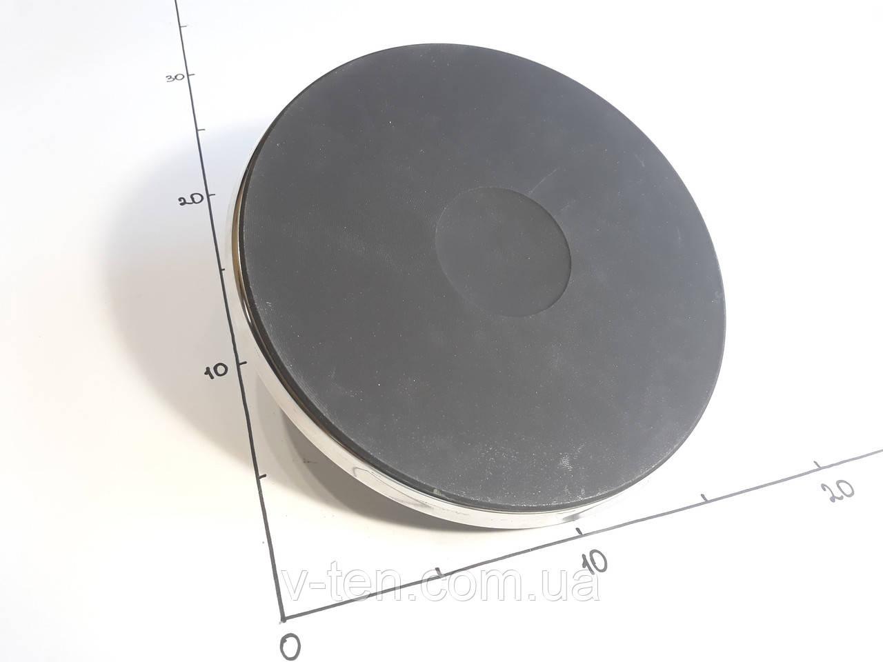 Электроконфорка Ø180 / 1500w (с двумя выводами для подключения)
