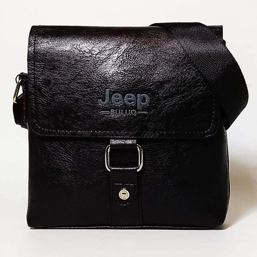 0cb326ce8384 Мужская сумка через плечо Jeep 560 black: продажа, цена в Львове ...