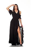 Нарядное женское платье. П123