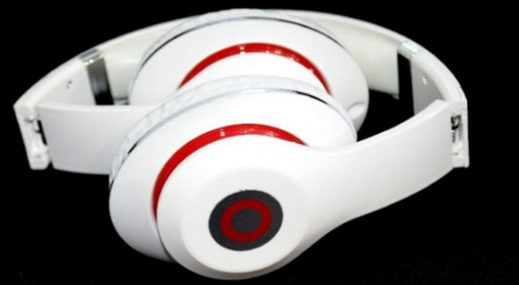 Наушники Stereo Headphone BS-669 white