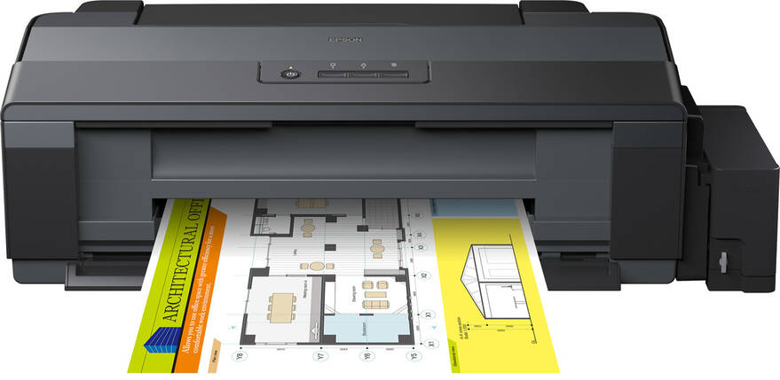 Принтер A3 Epson L1300 Фабрика друку (C11CD81402), фото 2