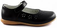 Туфли для девочки ортопедические р. 27-35 Sursil Ortho (Сурсил Орто) модель 33-430 черные, фото 1