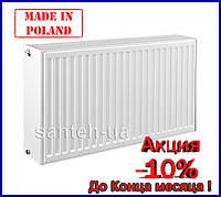 Радиатор стальной тип 22 500х500 Krakow Poland