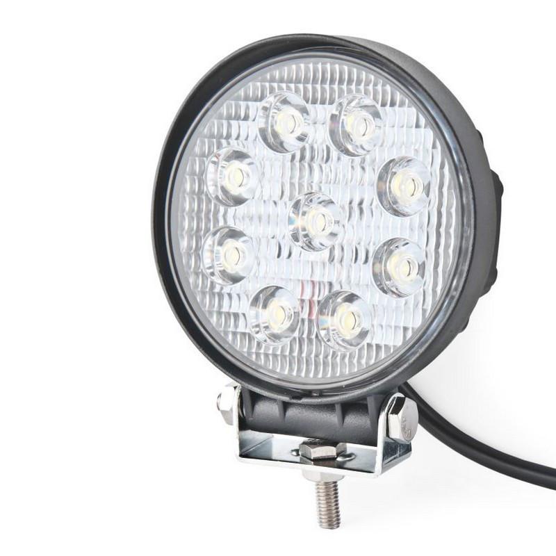 BOL0903 Доп LED фара BELAUTO Spot 1980Лм (точечный)