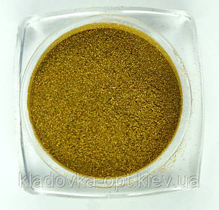 Глитер для ногтей AGP-208 №2 золото