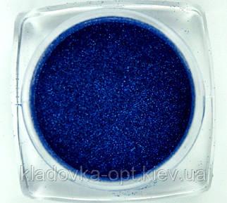 Глитер для ногтей AGP-208 №5 синий
