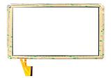 Оригинальный тачскрин / сенсор (сенсорное стекло) для Digma Optima 10.8 3G (черный цвет, самоклейка), фото 2