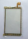Оригинальный тачскрин / сенсор (сенсорное стекло) для Prestigio MultiPad Grace PMT3118 3G (черный, самоклейка), фото 2