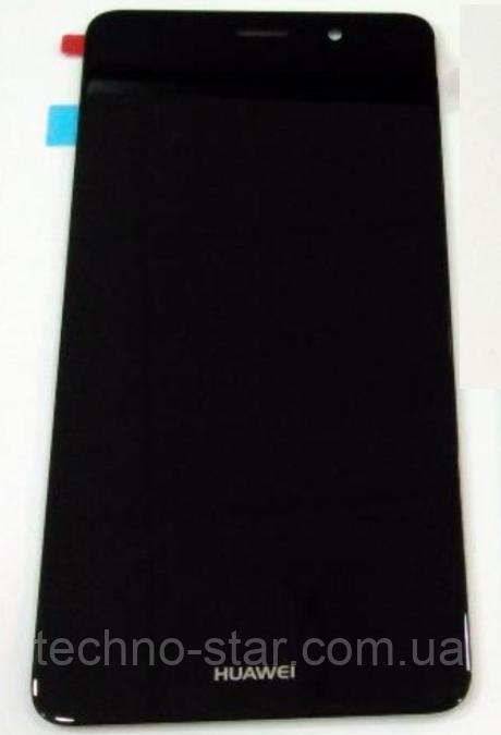 Оригинальный дисплей (модуль) + тачскрин (сенсор) для Huawei Y7 Prime | Holly 4 Plus | Enjoy 7 Plus (черный)