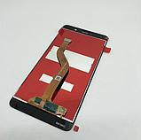 Оригинальный дисплей (модуль) + тачскрин (сенсор) для Huawei Y7 Prime | Holly 4 Plus | Enjoy 7 Plus (черный), фото 2