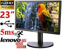 "Монитор 23"" LENOVO ThinkVision LT2323pwa"