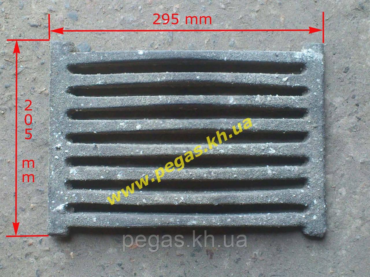 Колосник чавунне лиття (205х295 мм)