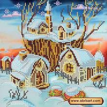 АС-038. Схема Чарівна зима.