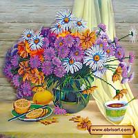 АС-202. Схема Квітковий чай.