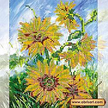 АС-089. Схема Сонячні квіти.